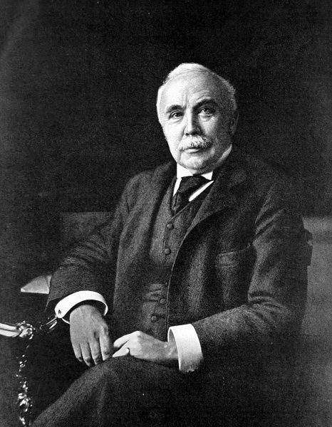 Illustration of the Right Hon. Sir Henry Campbell-Bannerman, Scottish Liberal Statesman and Prime Minister (1905-08)