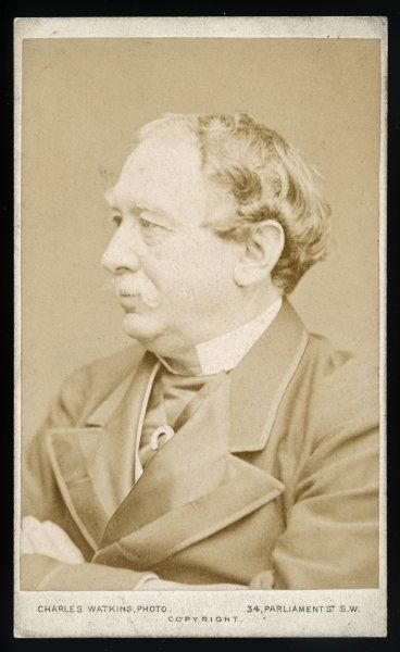 Sir William Howard Russell (1820-1907), Journalist. Noted correspondent of The Times