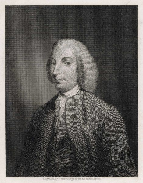 TOBIAS SMOLLETT Scottish novelist