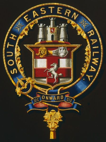The Coats of Arms of the South Eastern Railway
