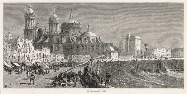 The Cathedral at Cadiz