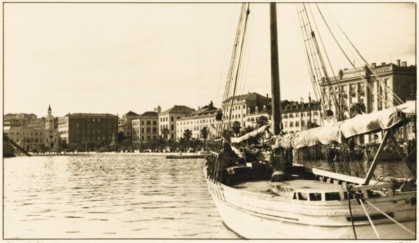 Split - Croatia - The Harbour