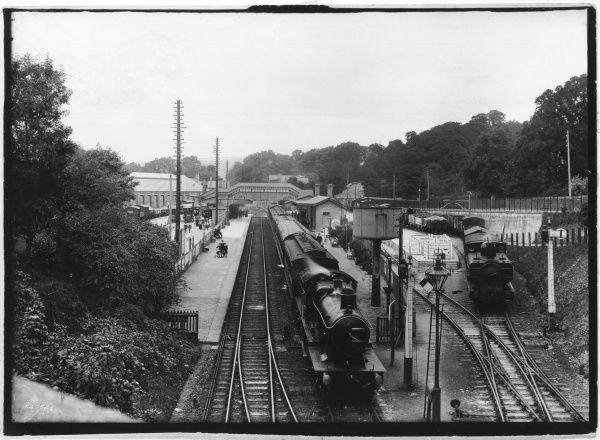 St Austell Station, Cornwall