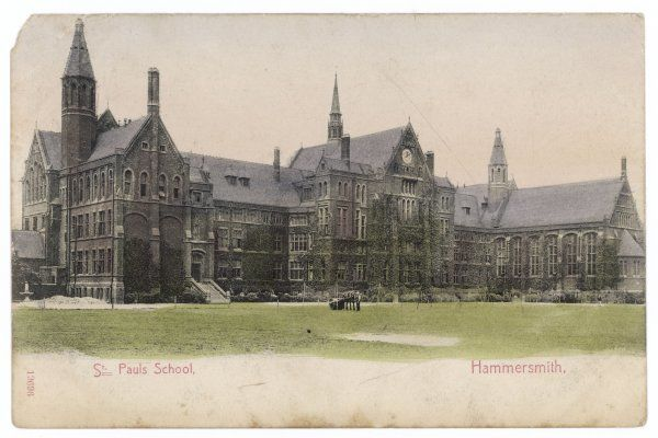 St Paul's School, Hammersmith, West London