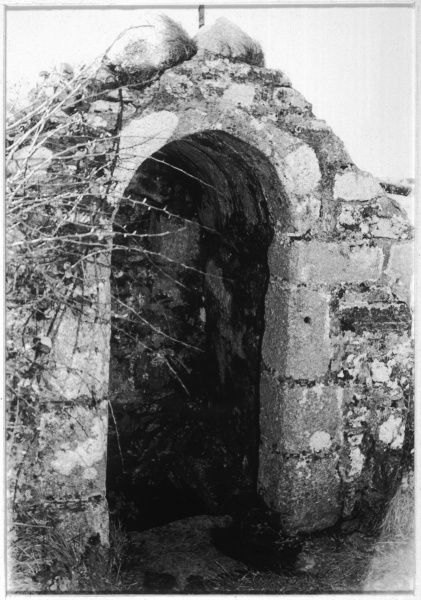 Holy Well of St Ruan, The Lizard, Cornwall 2 of 2