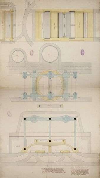 Steam cylinder sections Date