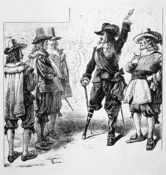 Peter Stuyvesant arrives as governor of New Amsterdam