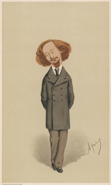 ALGERNON CHARLES SWINBURNE writer