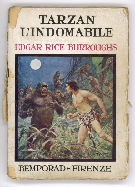 Tarzan: the untamable