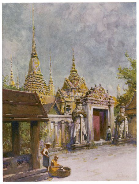 Wat Poh: the temple