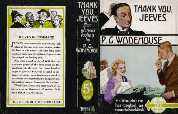 'more glorious fooling by P. G. Wodehouse&#39