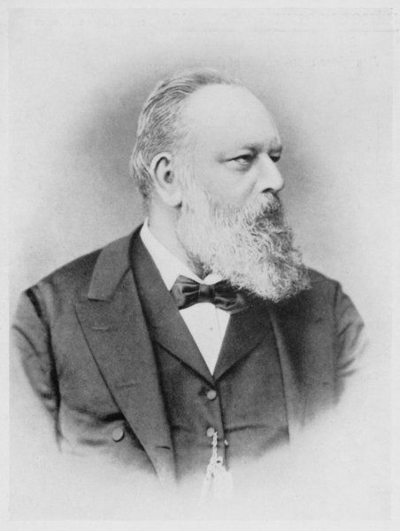 THEODOR BILLROTH German surgeon and Professor at Zurich