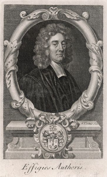 THOMAS BURNET Master of Charterhouse, who published controversial works on Theology and cosmology Date: 1635 - 1715