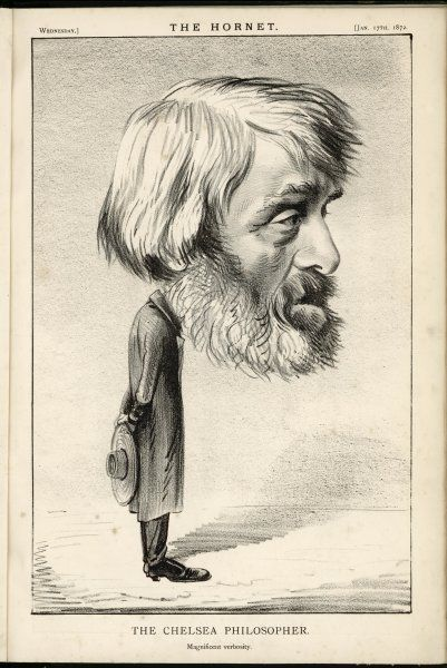 THOMAS CARLYLE Scottish philosopher