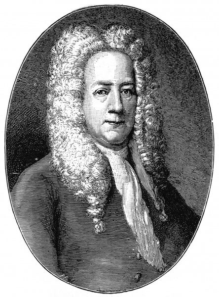 Born in 1644, Guy completed his education and went on to represent Tamworth in Parliament. He moved to London and spent eight years as a bookseller's apprentice. Through his astute business sense he made his fortune with investments and printing