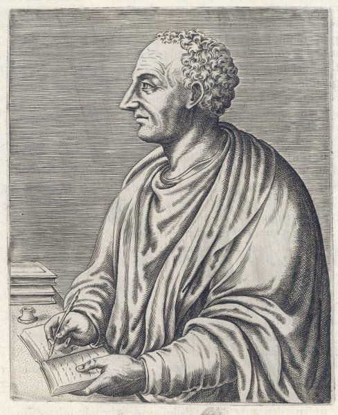 TITUS LIVIUS Roman historian and writer (also known as Livy)
