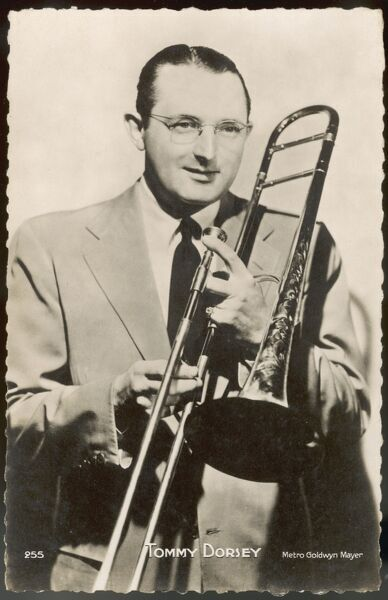 TOMMY DORSEY Jazz musician