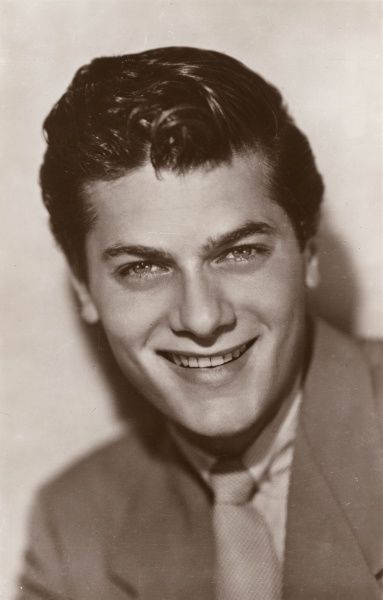 TONY CURTIS American film actor