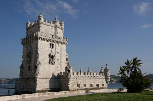 The Tower of Belem - Lison, Portugal Date: 2010