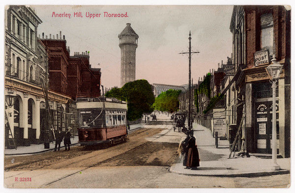 Upper Norwood: Anerley Hill