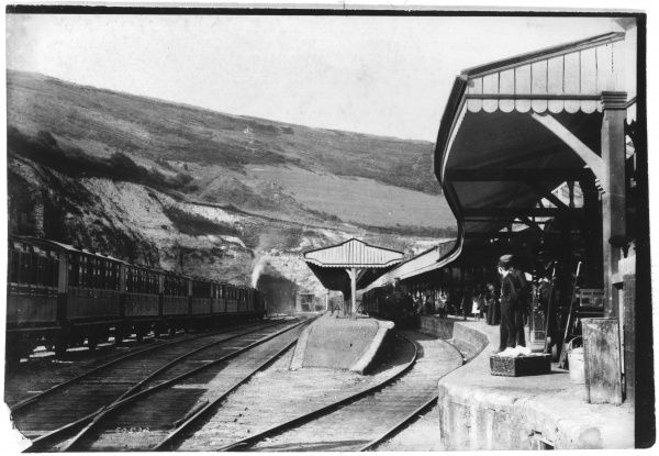 Ventnor Station, Isle of Wight
