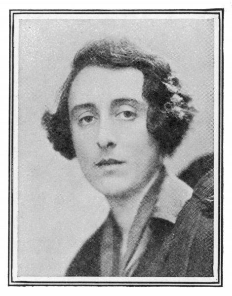 VICTORIA SACKVILLE-WEST Poet and novelist. Author of 'The Edwardians'. She married diplomat Harold Nicolson