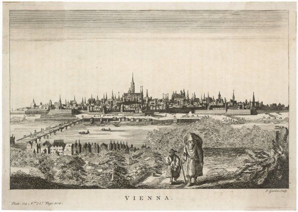 Vienna in the 18th century