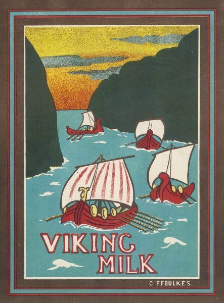 'Viking' milk