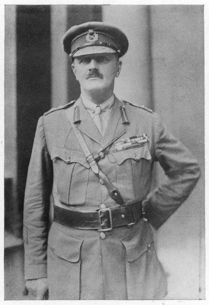 EDWARD HENRY HYNMAN ALLENBY, 1ST VISCOUNT ALLENBY Field marshal