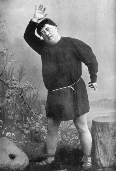 Mr G. R. Weir, actor in the roll of Bottom, in Shakespeare's a Midsummer Night's Dream