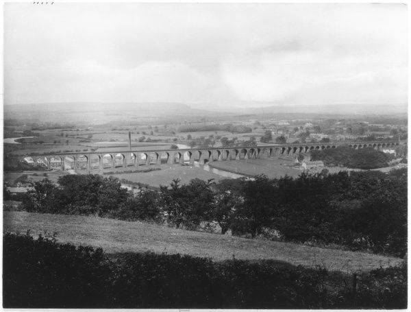Whalley Viaduct, Lancashire