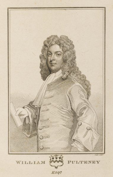 WILLIAM PULTENEY, earl of BATH statesman and occasional writer