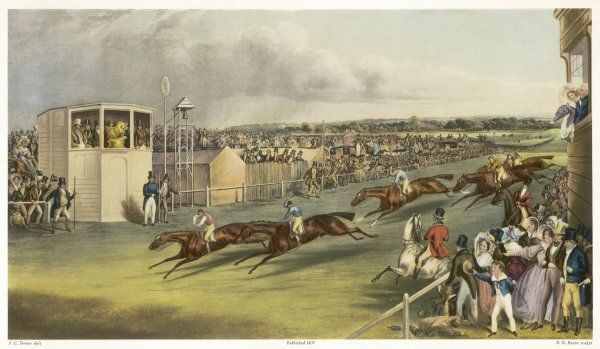 The last race meeting attended by William IV