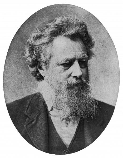 WILLIAM MORRIS English writer, artist and socialist