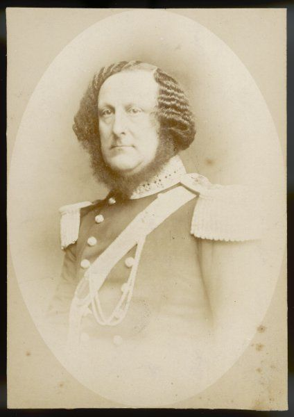 William Ward, 1st Earl of Dudley (1817 - 1885)