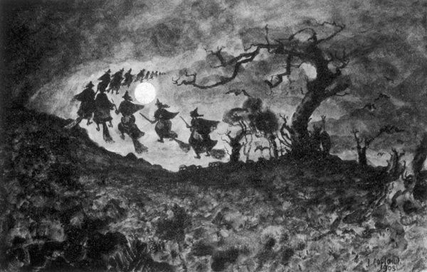 'The Witches' Ride&#39