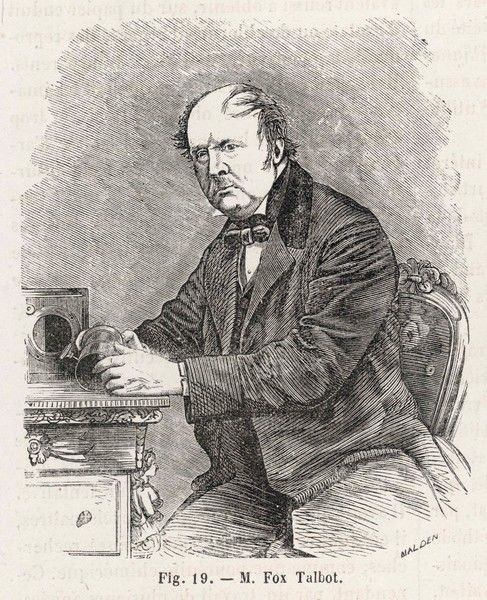 WILLIAM HENRY FOX TALBOT physicist, photographer and orientalist