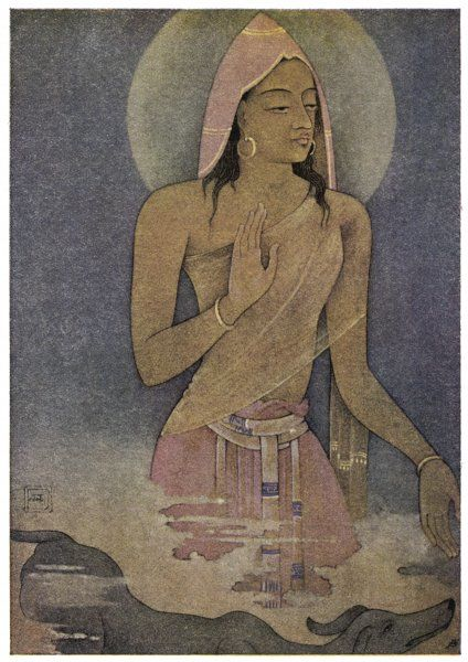 Yudhishthira, the eldest of the Pandava brothers, after passing a series of tests becomes the only mortal to ascend to heaven in his mortal form