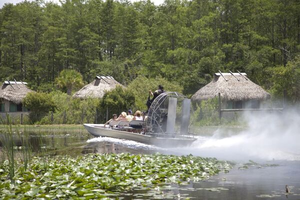 airboat rides airboat