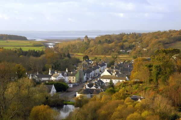Dumfries And Galloway United Kingdom  city images : of Fleet in autumn, Dumfries and Galloway, Scotland, United Kingdom ...