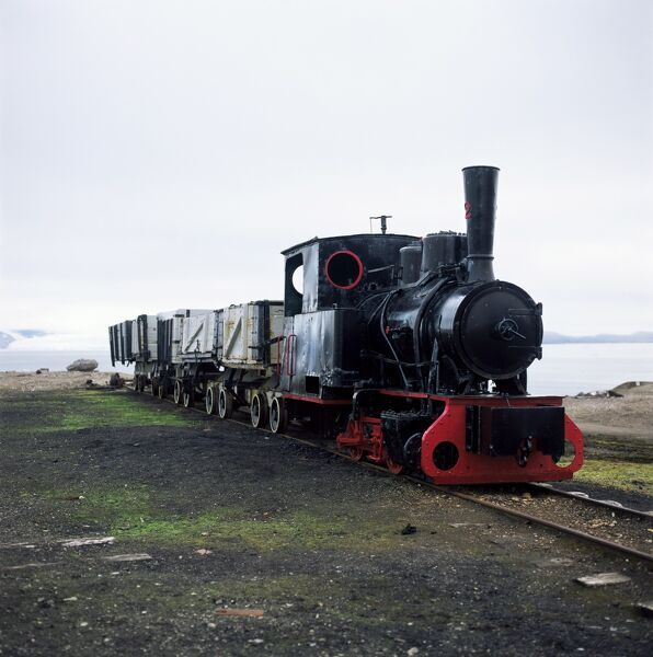 The world's most northerly railway