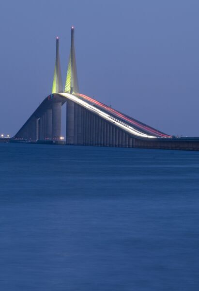 Sunshine Skyway Bridge, Tampa