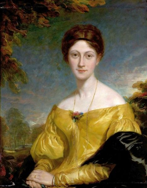 mary chaworth musters 1786 1832