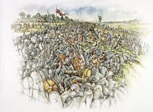 Battle of Hastings J000015