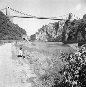 Clifton Suspension Bridge AA98_04333