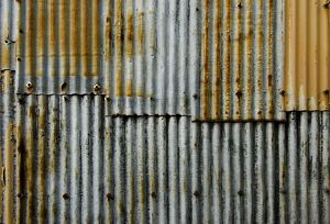 Corrugated iron DP044414