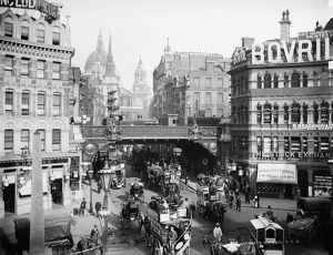 Ludgate Circus, London CC97_01518