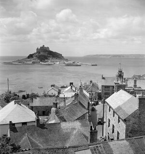Marazion and St Michael's Mount AA086591