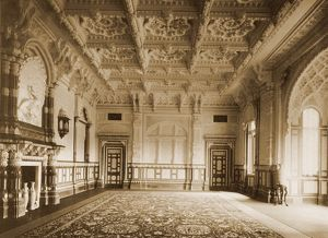 Osborne House, Durbar Room, 1892. K010285