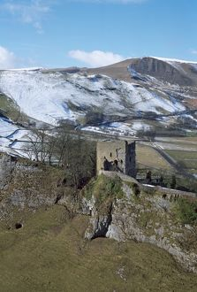 Peveril Castle K060036